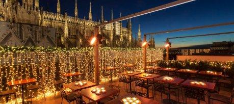 Beautiful Ristorante Le Terrazze Milano Contemporary - Home Design ...
