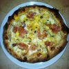 Le pizze de La tana di Coriolano