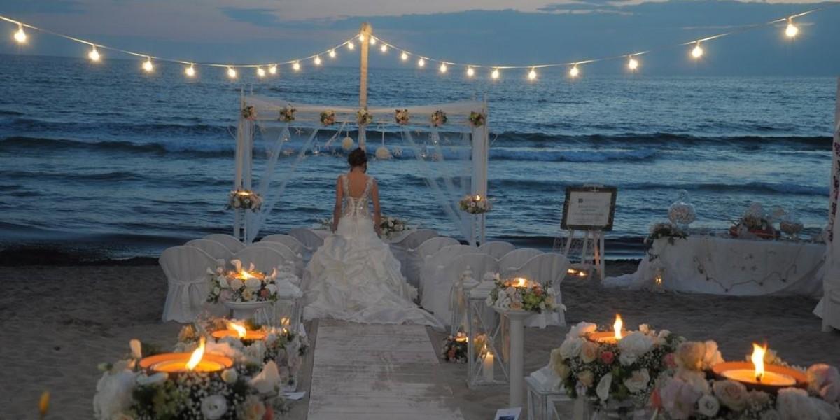 Matrimonio Spiaggia Ricevimento : Matrimoni in spiaggia consigli per un ricevimento