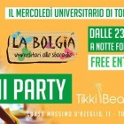Bikini Party Al Tikki Beach | 2night Eventi Torino