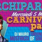 Carnival Party al Lapsus | 2night Eventi Torino