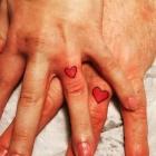 Digli ti amo con un tattoo: 10 tatuaggi di coppia da copiare (subito) | 2night Eventi