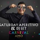 Il Saturday Aperitivo & Dj Set di Carnevale da AMO   2night Eventi Venezia
