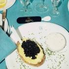 Caviar Kaspia (Si, quello lì) a Roma: una cena panoramica e ultra chic a base di Beluga Royal | 2night Eventi