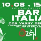 Bar Italia al Lido Zen | 2night Eventi Lecce