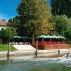 Tavolo vista Sile, i locali sul fiume poco fuori Treviso | 2night Eventi Treviso