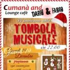Tombola Musicale al Cumanà Lounge Cafè di Siracusa | 2night Eventi Siracusa