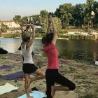 La settimana comincia con lo Yoga all'aperto sul fiume al Wood Music Garden | 2night Eventi