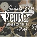 Il sabato al ReUse vintage experience | 2night Eventi Palermo
