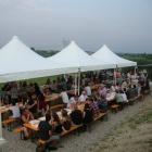 Aperitivo e festa in gazebo a Le Tese | 2night Eventi Verona
