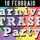 Carnival Trash Party all'Upset Disco Club   2night Eventi Bergamo