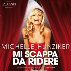 Michelle Hunziker. Mi Scappa Da Ridere A Mestre | 2night Eventi Venezia
