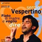 Sergio Vespertino all'Agricantus | 2night Eventi Palermo