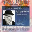 Nick The Nightfly @Teatro Impero per la rassegna | 2night Eventi Barletta