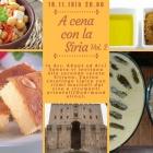 A cena con la Siria Vol. 2   2night Eventi Venezia