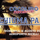 Cocolidò Schiuma Party di Ferragosto | 2night Eventi Venezia