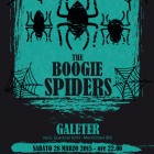 The Boogie Spiders live al Galeter | 2night Eventi Brescia