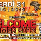 African Suite Lounge Cafè Presenta Welcome Summer | 2night Eventi Verona