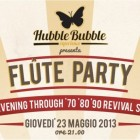 Flute Party By Hubble Bubble Experience Al Virgin Cafè | 2night Eventi Milano