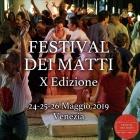 Festival dei matti 2019   2night Eventi Venezia