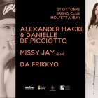Alexander Hacke e Danielle de Picciotto live all'Eremo Club | 2night Eventi Bari