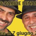 Sergio Vespertino & Paride Benassai al Teatro Agricantus | 2night Eventi Palermo