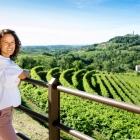 Marika, anima dell'Althea, panoramico agriturismo al 'Confin' | 2night Eventi Treviso