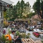 Drink, tapas e musica al tramonto in riva all'Arno: l'Aperisunset di Wood Music Garden | 2night Eventi