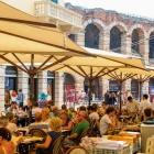 Mangiare in centro a Verona? Sì, ma all'aperto! | 2night Eventi Verona