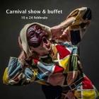 Carnival show & buffet a l'Avogaria   2night Eventi Venezia