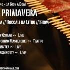 Braci di Primavera al Circolo Quarto Stato: si comincia | 2night Eventi Varese