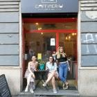 Carolina, Giulia e Martina di Caffineria: la prima vineria e caffetteria pop di Milano | 2night Eventi Milano