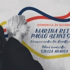 Marina Rei, Paolo Benvegnù e Giulia Anania all'Eremo Club | 2night Eventi Bari