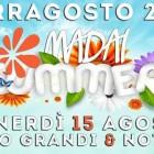 Il party di Ferragosto al Madai | 2night Eventi Brescia