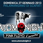 Atom at Night, in 120 sul palco per omaggiare i Pink Floyd | 2night Eventi Salerno