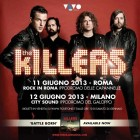 The Killers A Roma E Milano | 2night Eventi Milano