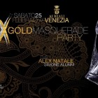Silver & Gold Masquerade Party | 2night Eventi Venezia