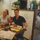 La ricerca del top: Tommaso e Giovanna del Boomerang, un amore per gli hamburger | 2night Eventi Venezia
