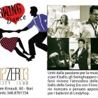 A Tutto Swing con il 12.03 City Club | 2night Eventi Bari