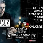 Armin Van Buuren E  Paul Kalkbrenner A Viareggio | 2night Eventi 