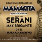 Mamacita, winter season all'Hollywood | 2night Eventi Milano