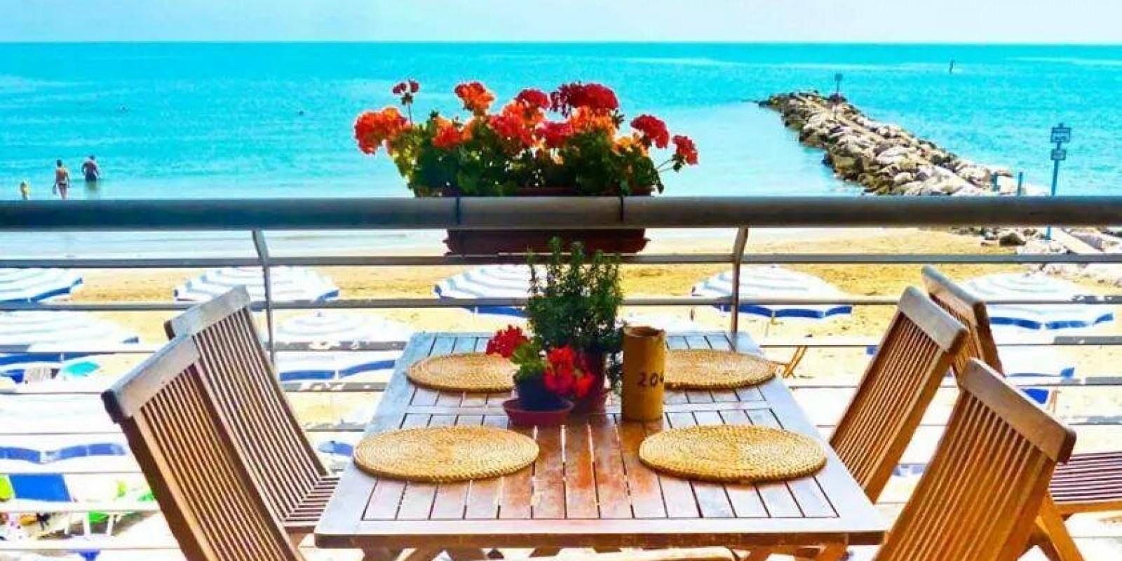 I 7 ristoranti vista mare pi belli del lido di venezia for B b budoni al mare