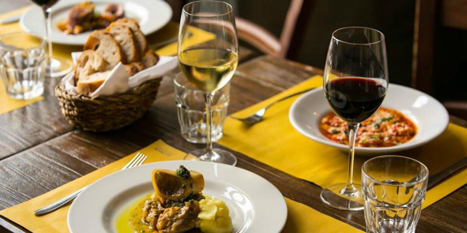 Tradizione e fantasia, i ristoranti di Roma dove mangiare cucina ...