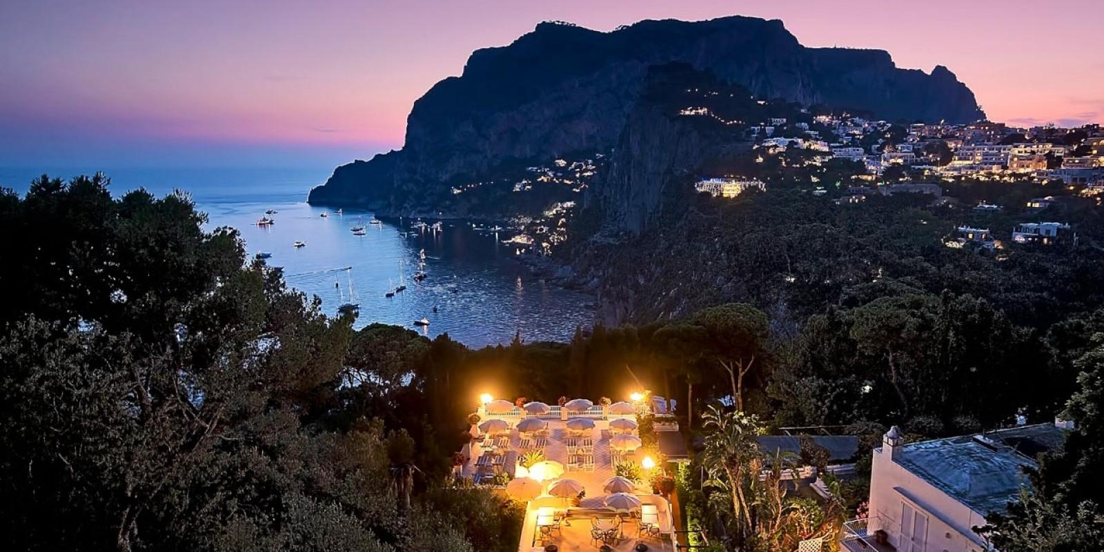 5 terrazze di Napoli dove cenare d\'estate
