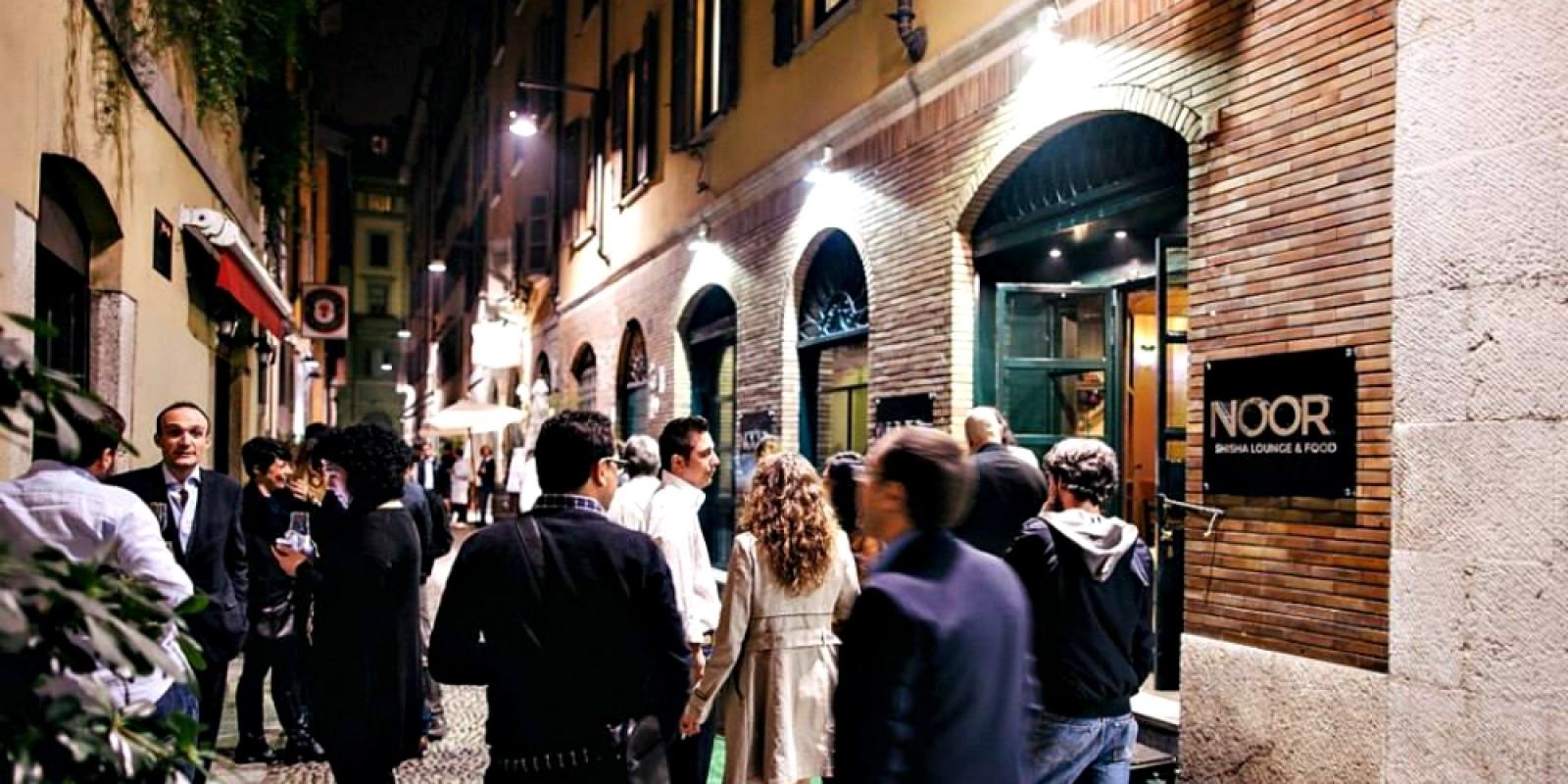 Appuntamento in zona brera 7 locali da conoscere dello for Belle arti milano brera