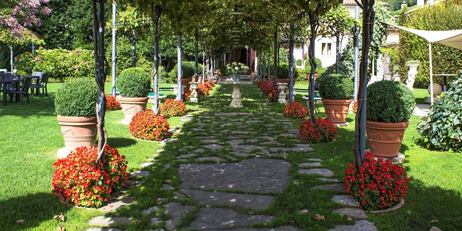 Top ristoranti con un giardino da favola a Treviso e provincia NU12