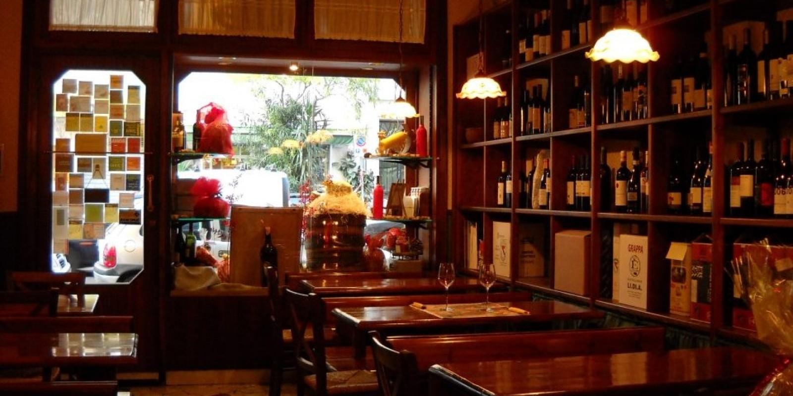 Guida alle migliori enoteche di roma con cucina for Cucina e roma