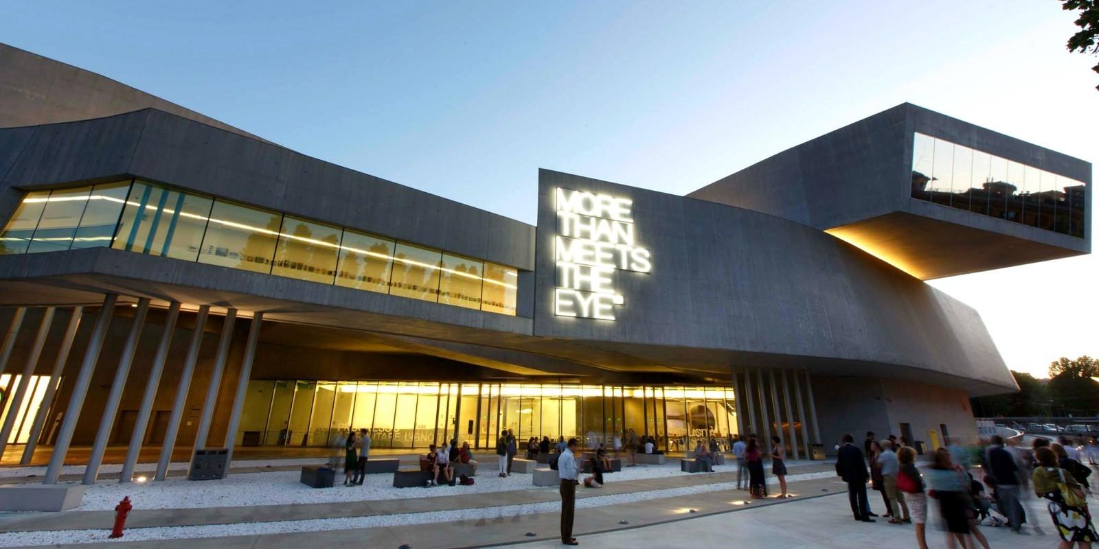 Non solo classici 4 musei d 39 arte contemporanea di roma e - Mostre d arte in piemonte ...