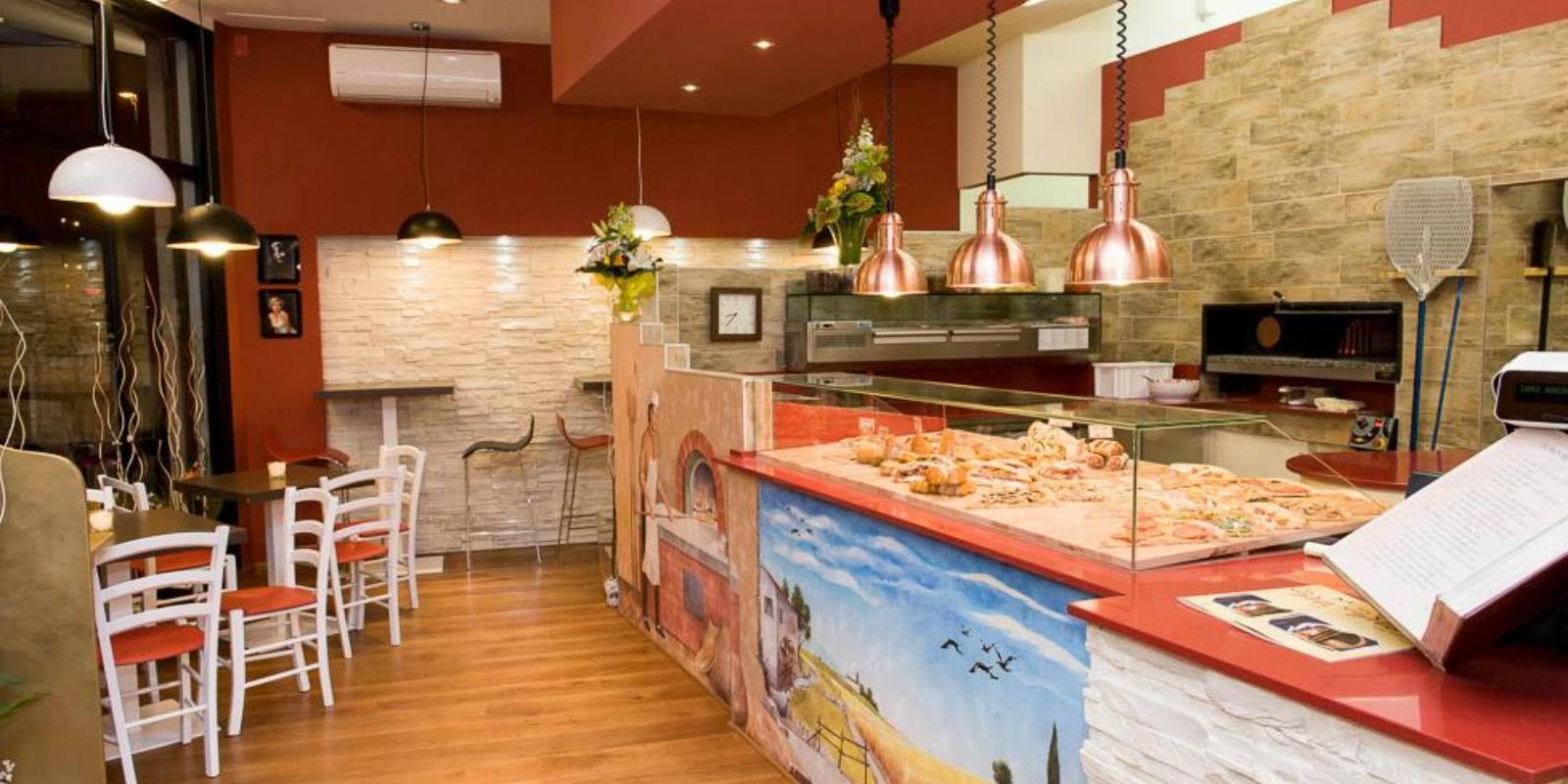 Team pizza e divano ecco le 10 migliori pizzerie da for Miglior layout di casa