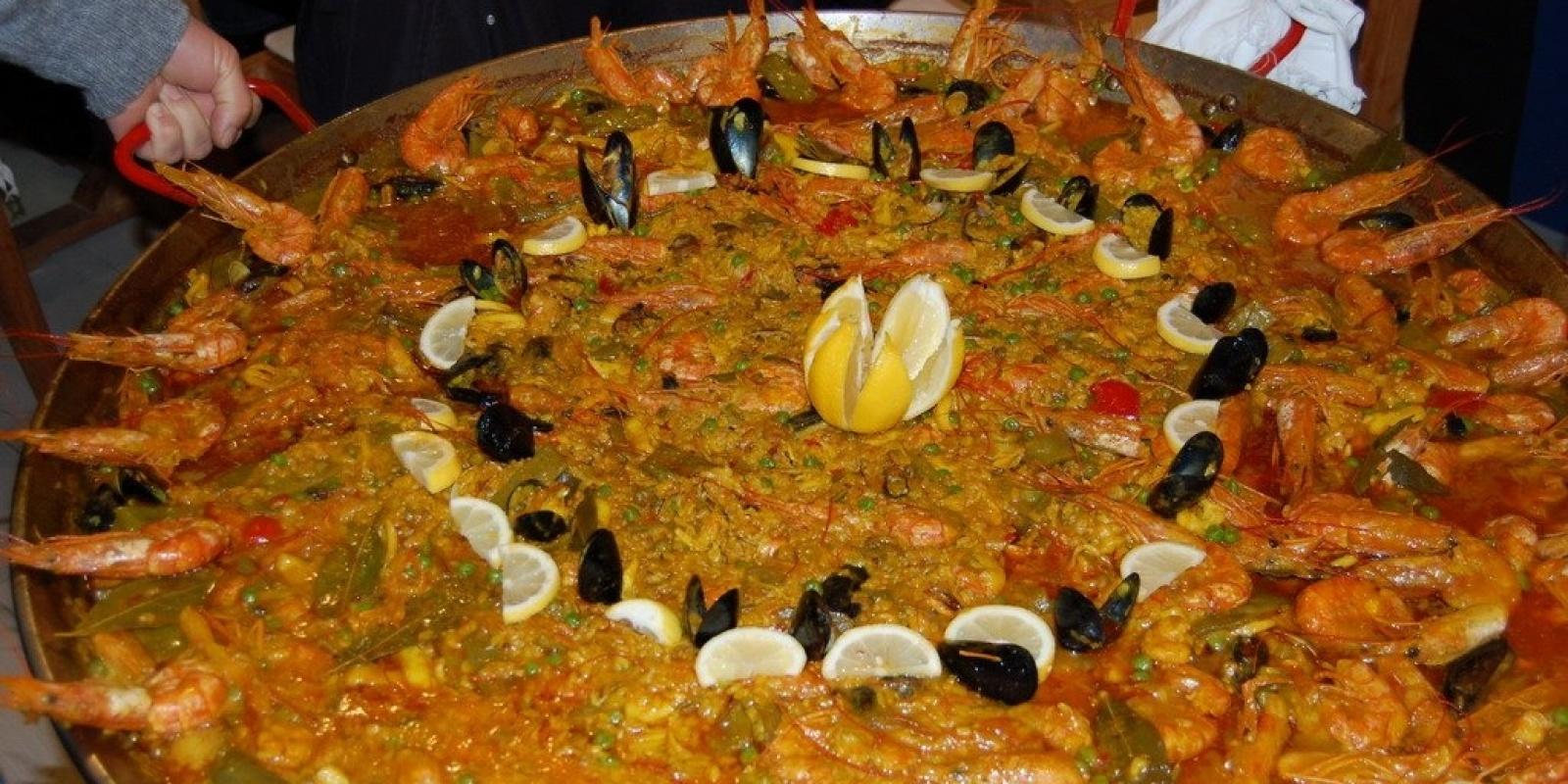 4 ristoranti di vera cucina spagnola a napoli for Cucina spagnola
